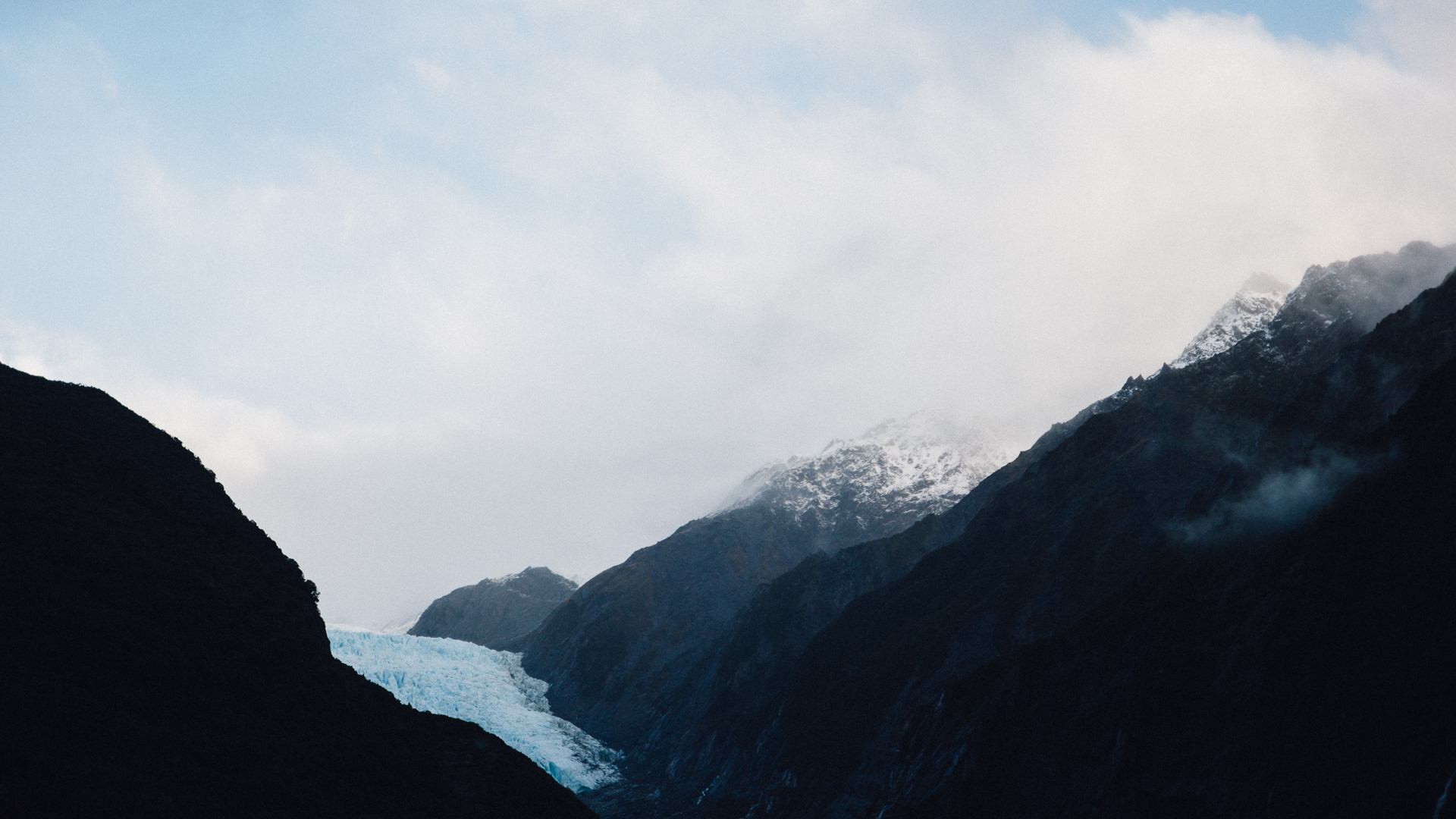 South Island, New Zealand - Franz Josef Glacier
