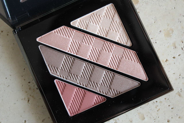 Burberry Complete Eye Palette in Rose Pink No. 10 review