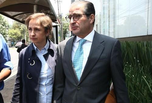 Rechaza la Suprema Corte atraer el caso Aristegui