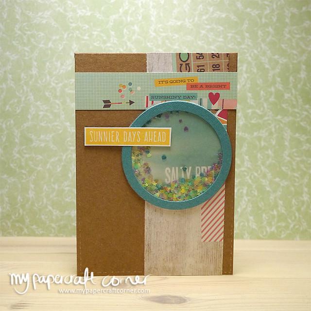 Summer card - Card #453