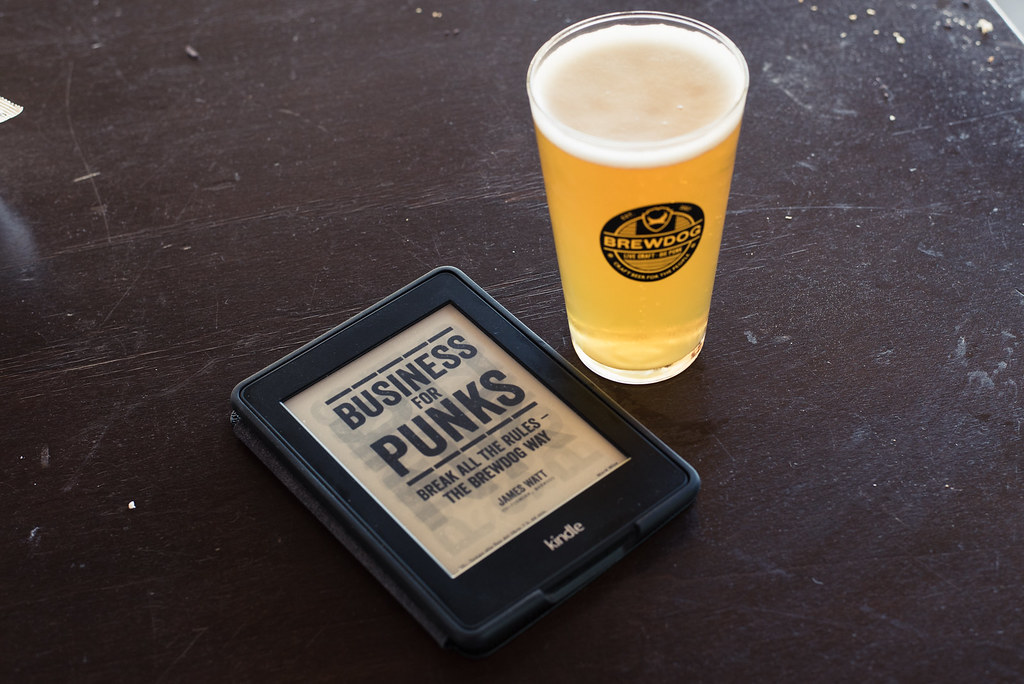 Business For Punks Brewdog Do You Want To Read This Book Flickr