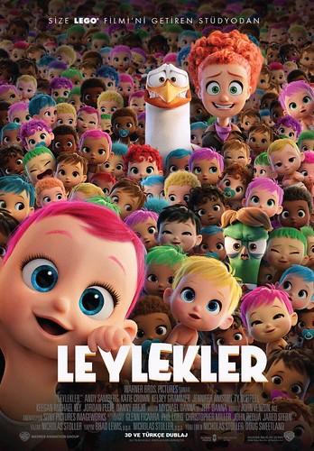 Leylekler - Storks