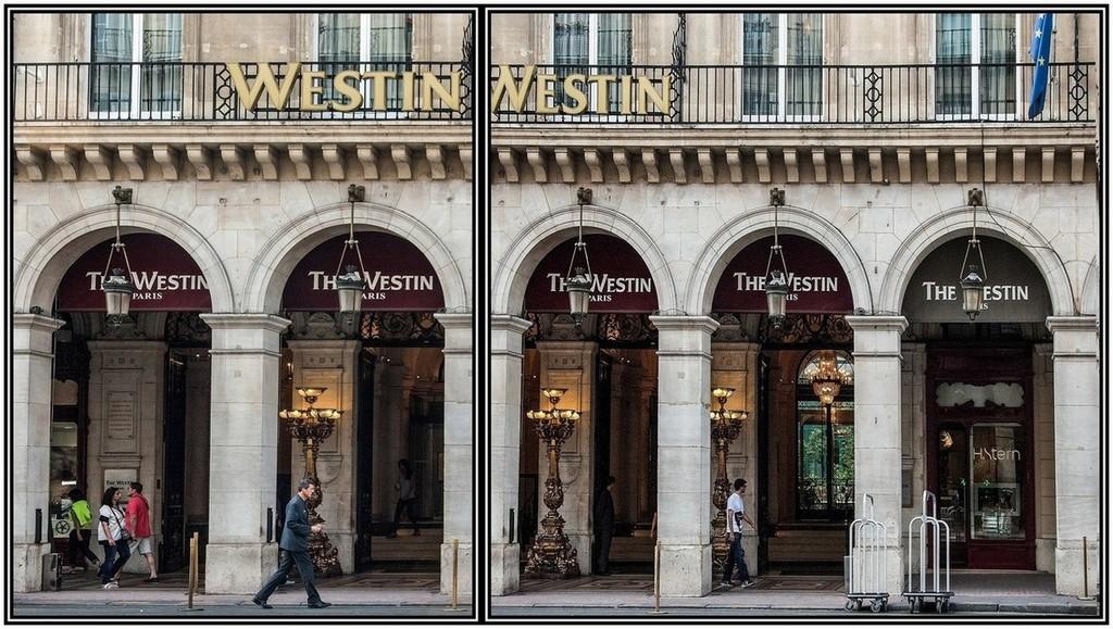Hotel Westin Paris