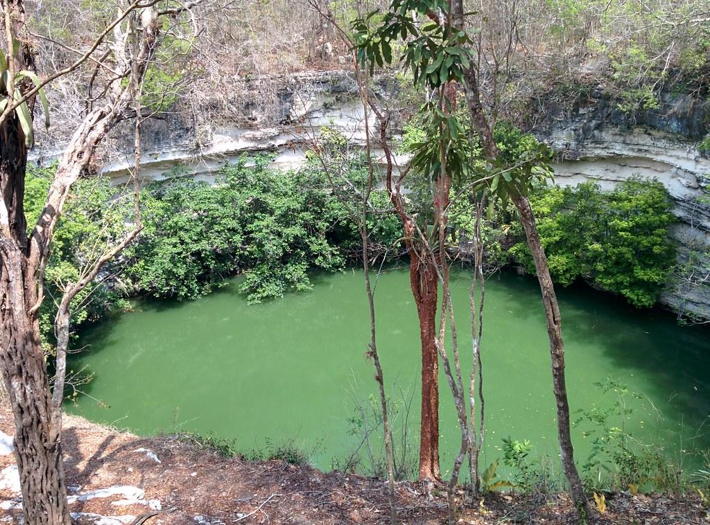 Cenote Sagrado, Chichén Itzá