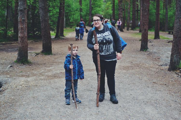 spartan sticks