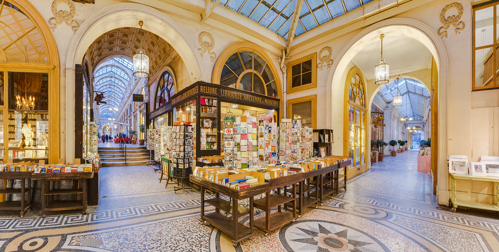 Image result for Galerie Vivienne
