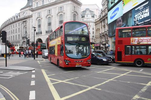 London Central WHV3 LJ61GVY