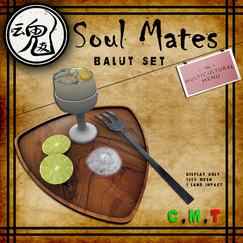 Soul Mates Balut Set Ad