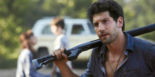 Marvel's Daredevil: Jon Bernthal from The Walking Dead casts as The Punisher