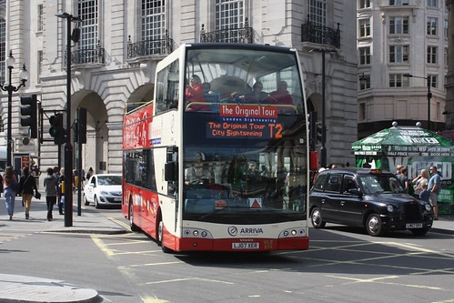 The Original Sightseeing Tour VLE614 LJ07XER