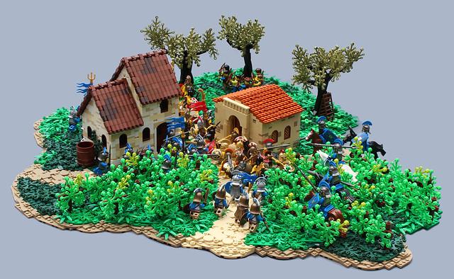 The Battle of Paphos.