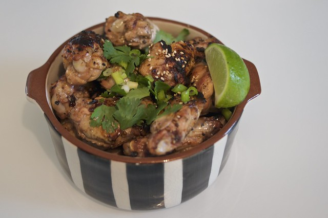Recipe: Coconut Oil, Chipotle and Sesame Wings - DSC_5558