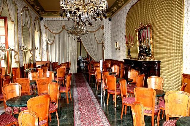 Cafeterías más bonitas de Budapest