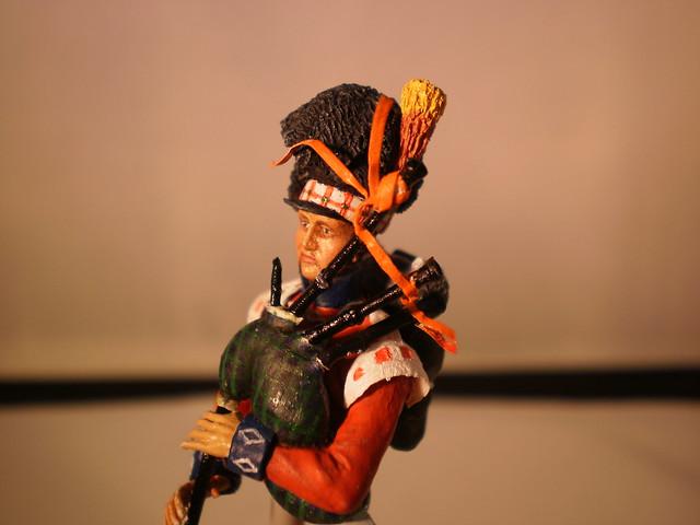 Cornemusier BLACK WATCH - Figurine HISTOREX 54mm 18277779068_c7dac9a650_z