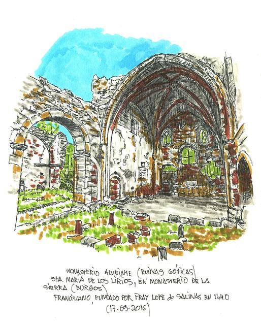 Monasterio de la Sierra (Burgos)