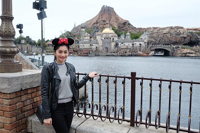Japan Diary 2015 Disney Sea Kawaguchi 5
