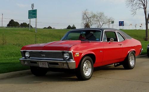 chevy nova ss 350 1970