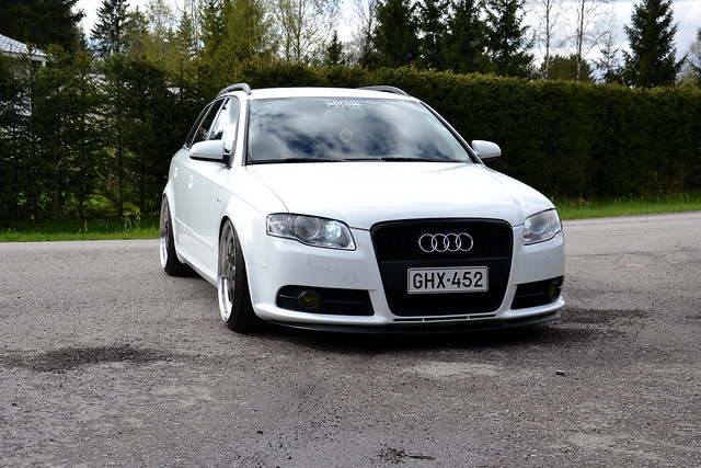 Zoml: Audi A4 B7 Avant //Mätäs Crew 17454925559_bfbabb48c1_z