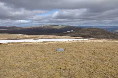 Geal Charn from Meall na h-Aisre