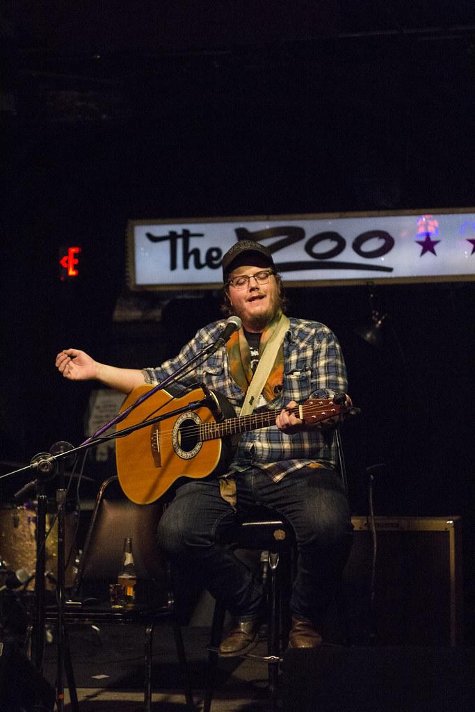 Charles Freeman at Zoo Bar | May 21, 2015