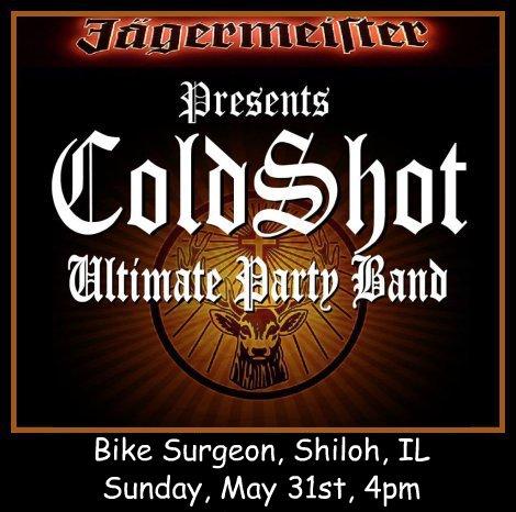ColdShot 5-31-15