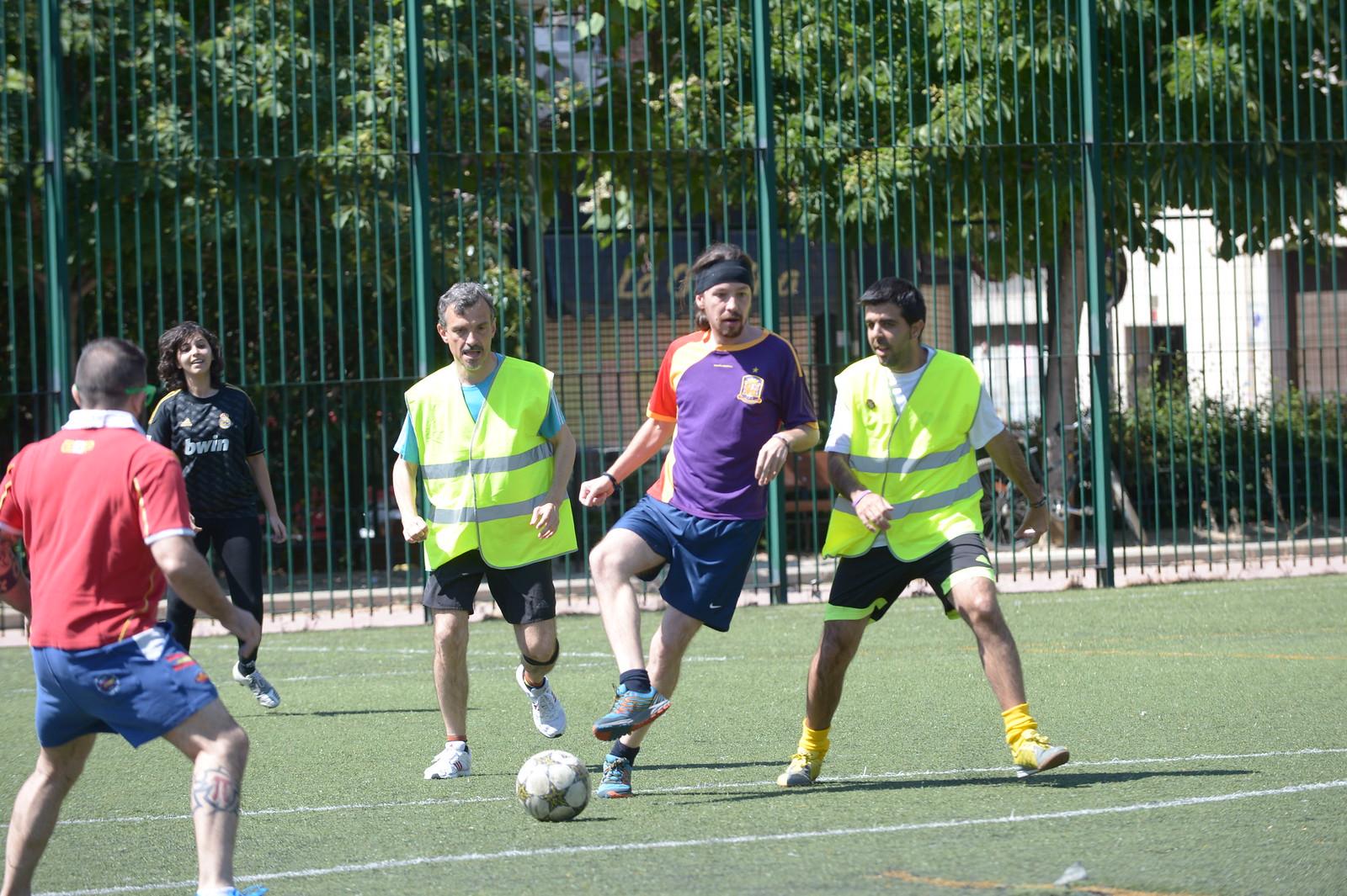 Feda Paint Pablo Iglesias Jugando A Futbol Mediavida