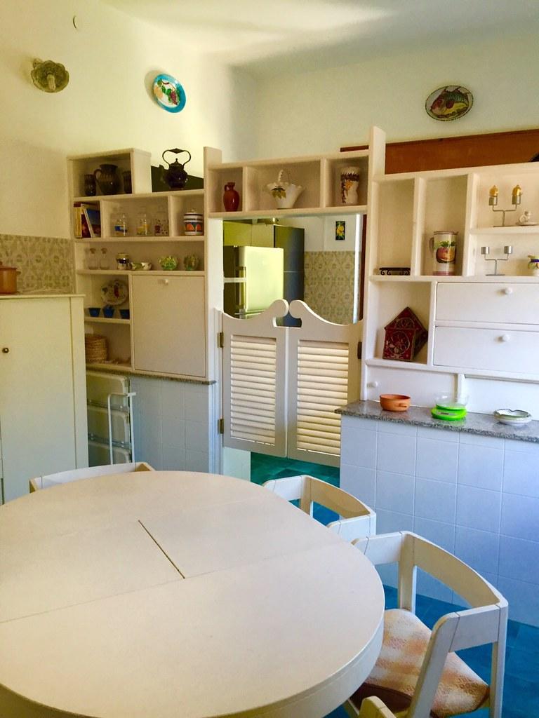 Casa Calamoni, soggiorno e cucina | Umberto Rallo | Flickr
