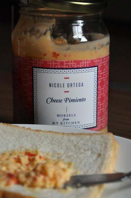 Nicole Ortega Cheese Pimiento