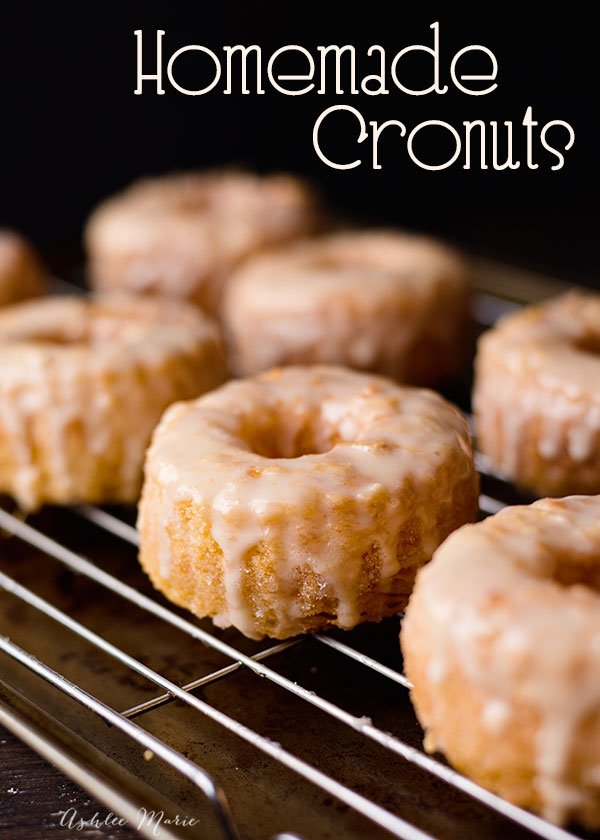 homemade cronut recipe and 17 must try donut recipes