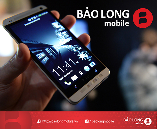 Cần kiếm cửa hàng thay mới màn hình ĐT thông minh HTC One M7 tại TP.HCM