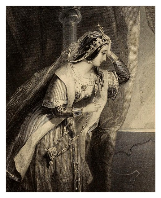 001-Lalla Rookh an oriental romance-1853 -E. H. Corbould