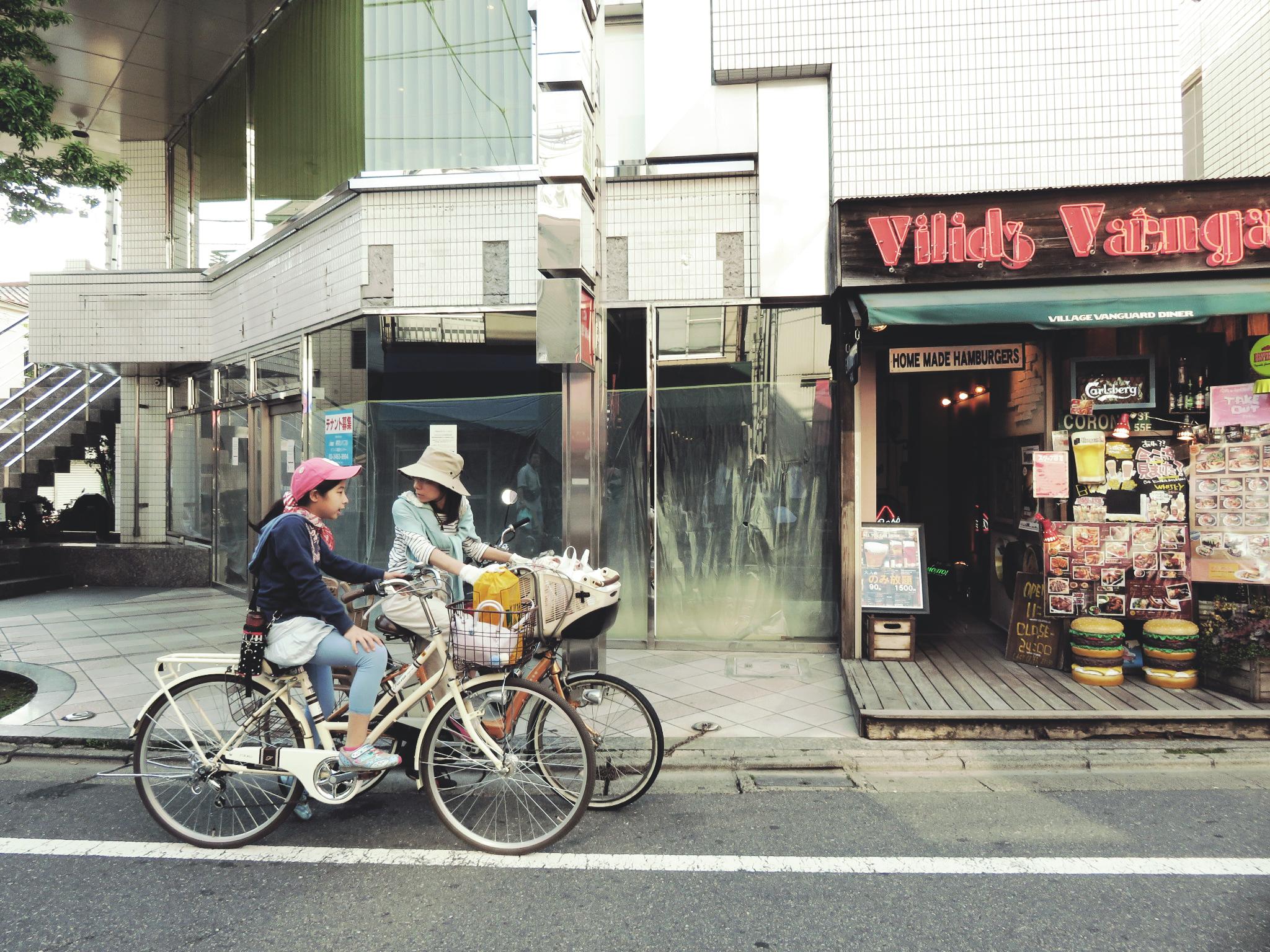 Shimokita-biker