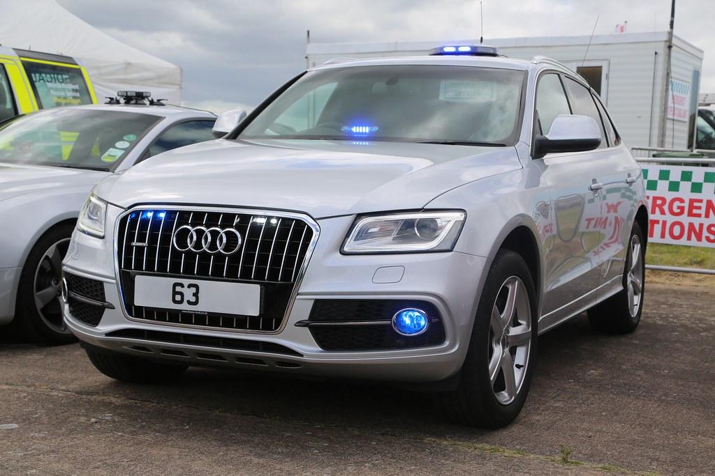 UK Specialist Ambulance Service Officers Flickr - Audi car service