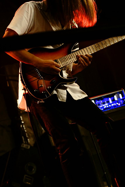 Red & White live at Outbreak, Tokyo, 08 Jun 2015. 028C