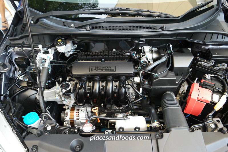 honda city 2015 iVtec engine