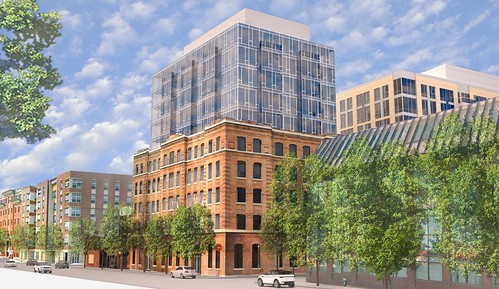 Harrison Albany Block Renderings