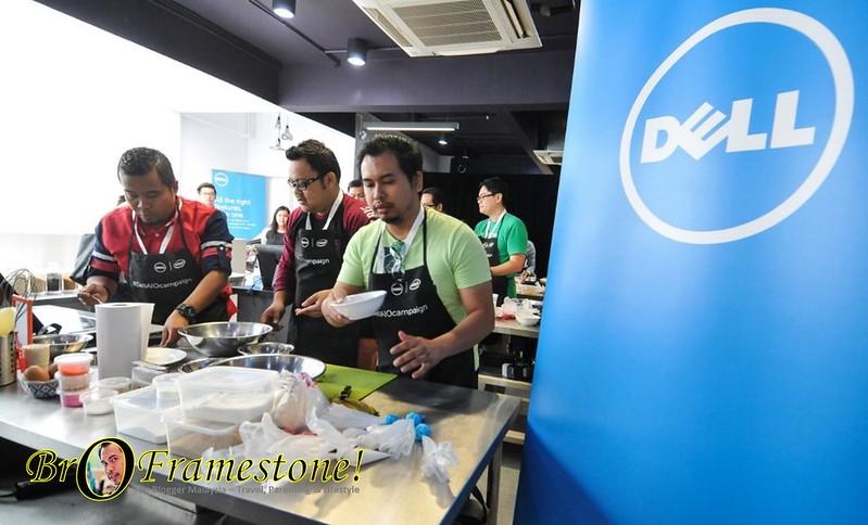 Dell InnoLifestyle Bloggers Boot Camp - Blogger MasterChef