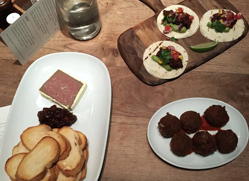 The Brisbane Hotel - share plates