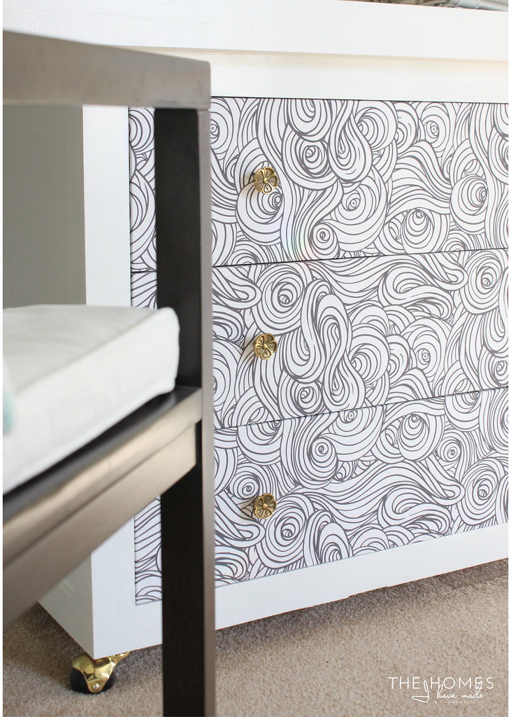 12 Wallpaper Ideas for Renters - Drawers