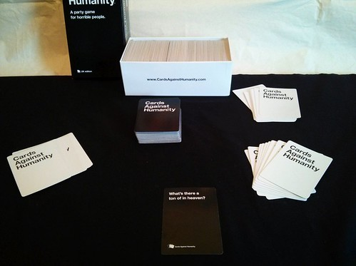 012 - Cards Against Humanity gameplay 1