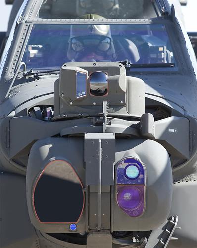 M Tads Pnvs System On Apache Helicopter Modernized