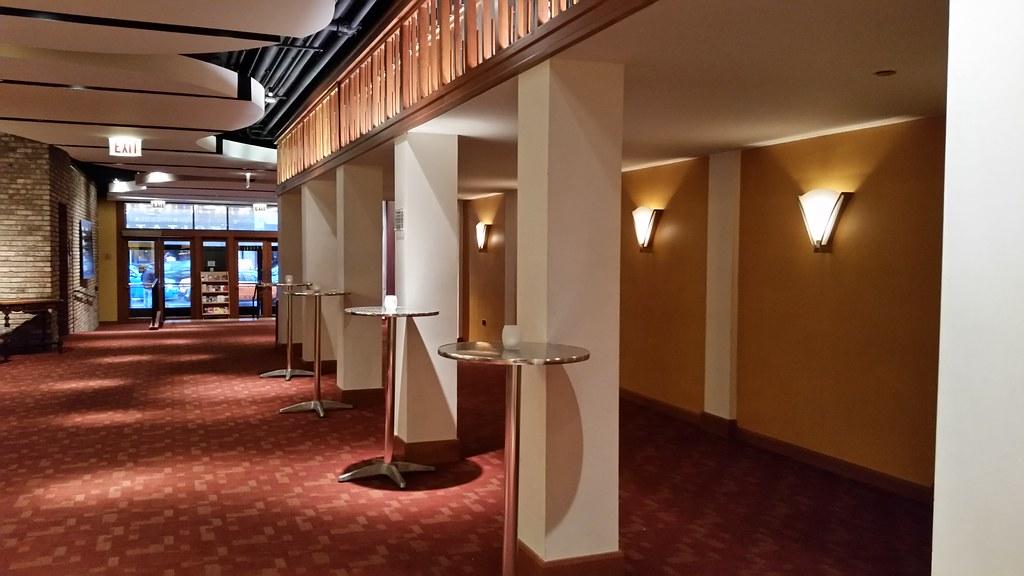 Interior Of Biograph Theater Where John Dillinger Was Shot