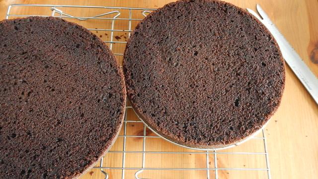 Guinness Chocolate Cake 32