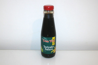 02 - Zutat Teriyaki-Sauce / Ingredient teriyaki sauce
