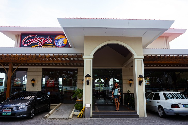 Gerry's Grill's new look to up the ante on dining.