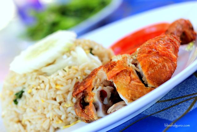 Malaysia Nasi Goreng Ayam