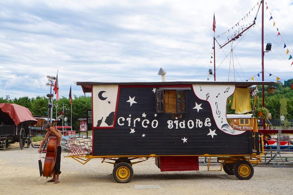 Circo Bidone