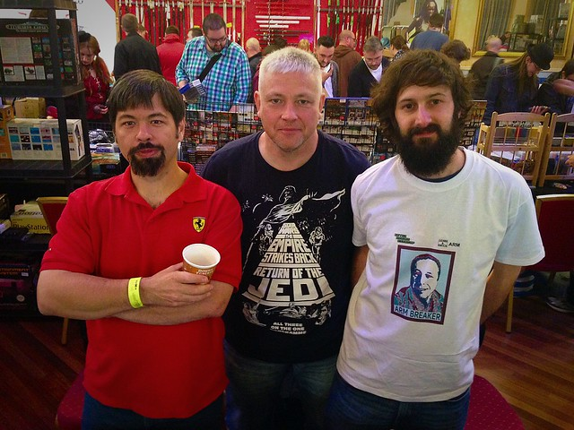 PLAY Blackpool Expo 2015 Retro Gaming Roundup