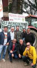 Protesta Agricola Turi a Matera