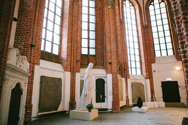Latvia / Riga / St Peter's Church Tower